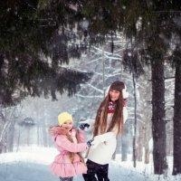 Зимняя прогулка :: Алексей Дмитриев