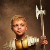 Маленький Воин :: Татьяна