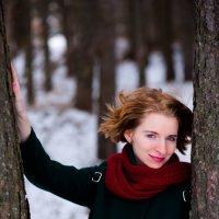 Зимний портрет :: Andrey Stanislavovich