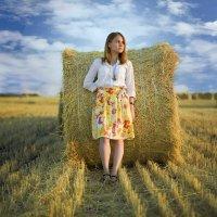 В поле :: игорь Букин