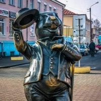 Всем добра, от бобра! :: Игорь Вишняков