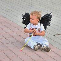 Черный ангел :: Валерий Лазарев