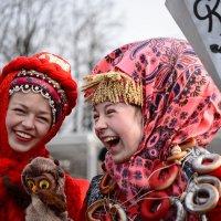 Веселушки-хохотушки! :: Ирина Данилова