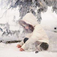 Зима :: Ксения Овчинникова