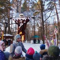 Гори ярким пламенем, инфляция, безработица и т.п.! :: Светлана Лысенко