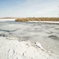 протока реки :: Андрей ЕВСЕЕВ