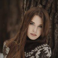 Рыжая :: Ekaterina Sharkova