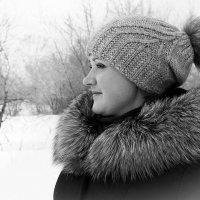 Еще зима... :: Евгения Каравашкина