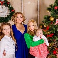 Семья Лилии, такие славные девчонки! :: Анна Дрючкова
