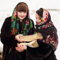 Саша и Катя :: Татьяна Костенко (Tatka271)