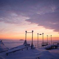 Зимний пейзаж :: Кирилл Охват