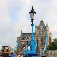 the Tower Bridge :: Olga