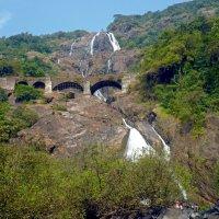 Водопад Дудхсагар. :: Чария Зоя