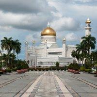 Мечеть. Бруней. Январь 2014-го. :: Olga Koroleva