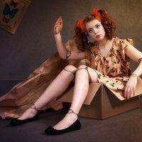 живая куколка :: Olga Stankova