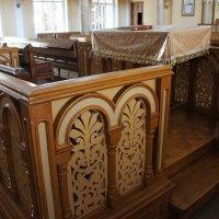 Большая хоральная синагога. Бима :: Елена Павлова (Смолова)