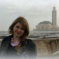 Открытка с Сашкой. :: Светлана marokkanka