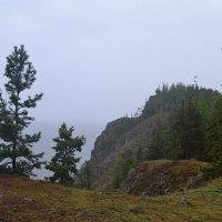 Туман над Байкалом :: Ольга