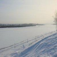 Зимняя Вятка :: Валентин Котляров