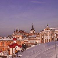 Иверский женский монастырь. :: Сергей Исаенко