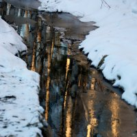 проявления природы или на границе смены времен года :: Олег Лукьянов