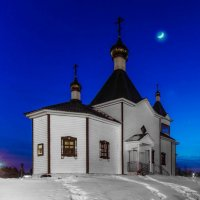 Церковь в Шатуре :: Геннадий Хоркин