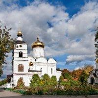 Борисоглебский монастырь :: Galina