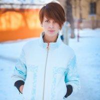 Прогулка :: Валерия Никонорова