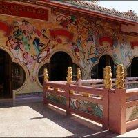Галерея китайского храма :: Наталия Григорьева