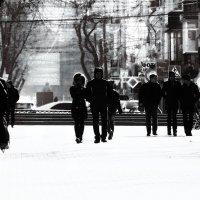 В Ростове+10 :: Николай Семёнов