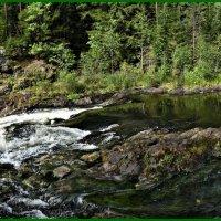 Водопад Кивач :: Elen~K@ *