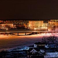 Ночной город :: Валерий Иванов