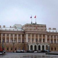 Мариинский дворец. :: Марина Харченкова