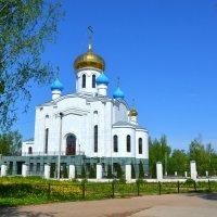 Православный храм Новомученников и Исповедников Российских :: Милешкин Владимир Алексеевич