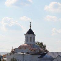 КОСТРОМА, БОГОЯВЛЕНСКО-АНАСТАСИИН ЖЕНСКИЙ МОНАСТЫРЬ. :: Виктор Осипчук