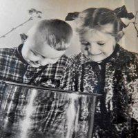 Старое фото родом из детства... :: Milocs Морозова Людмила