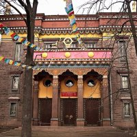 Буддийский Храм «Дацан Гунзэчойнэй» :: Елена Павлова (Смолова)