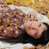 Осень :: Lina Dunenbaeva