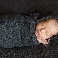 Арт фотография новорожденных в Краснодаре :: Евгения Гапонова