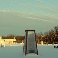 январьский мороз :: Александра