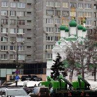 Городской пезаж :: Владимир Болдырев