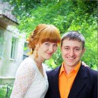 Ирина и Алексей :: Dinara Sharipova
