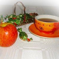 Самый лучший вечер - это вечер с теплым чаем и теплым человеком... :: Galina Dzubina