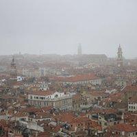 Туман над городом карнавалов :: Мария Спивак
