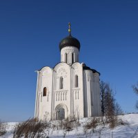 Храм Покрова на Нерли. :: vkosin2012 Косинова Валентина