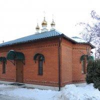 Часовня Виталия Александрийского в Тропареве :: Александр Качалин