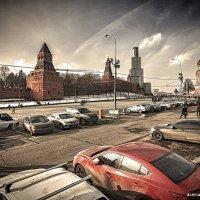 Москва :: Алексадр Мякшин