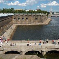 Петропавловская крепость :: Николай Танаев