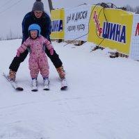 Новое поколение горнолыжников. :: Серж Поветкин