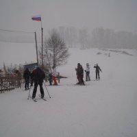 Февраль сердится. :: Серж Поветкин